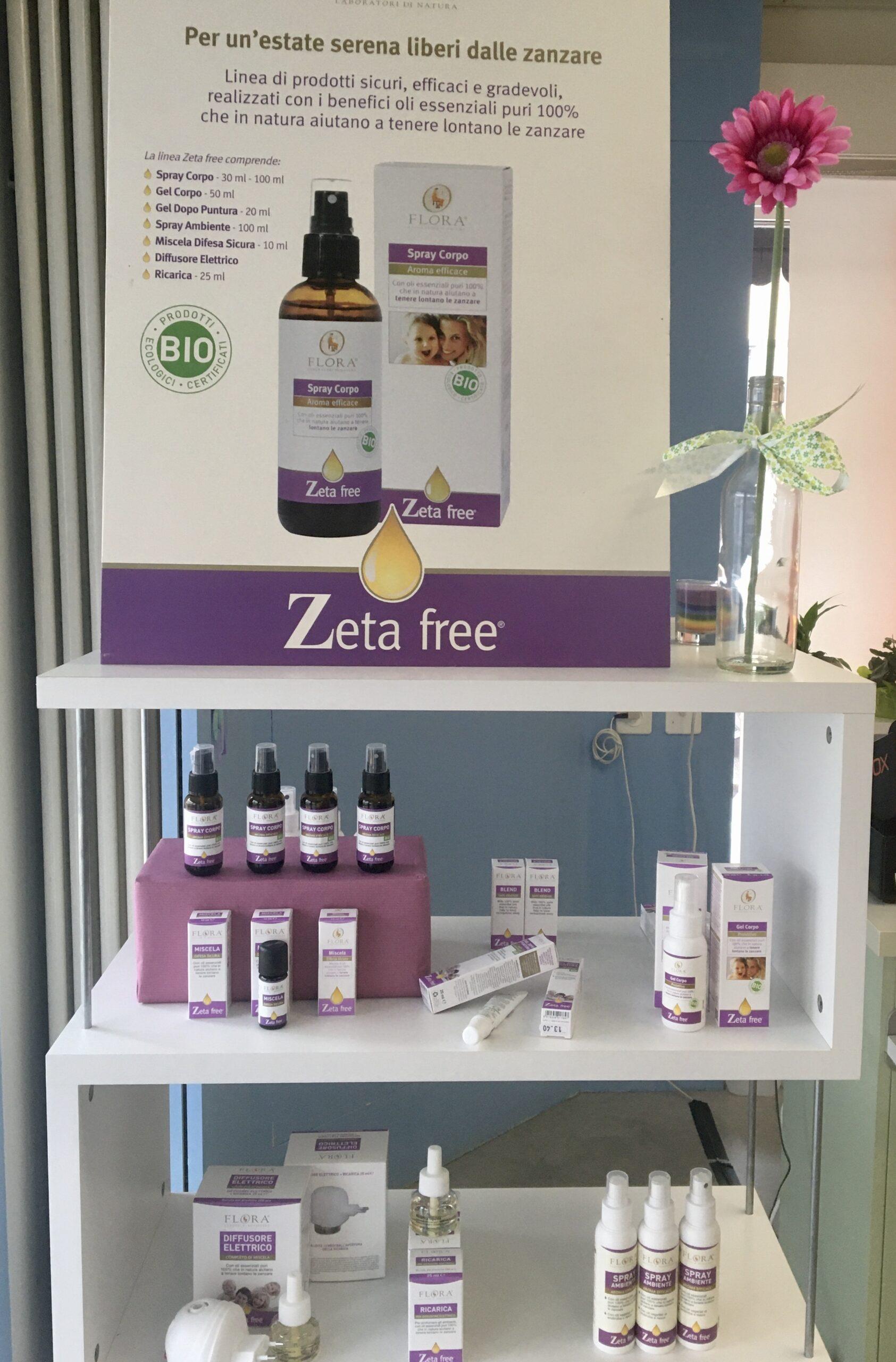 Flora Zeta free