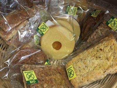 Biscotti artigianali senza glutine