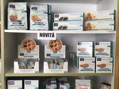 Prodotti Sottolestelle senza glutine